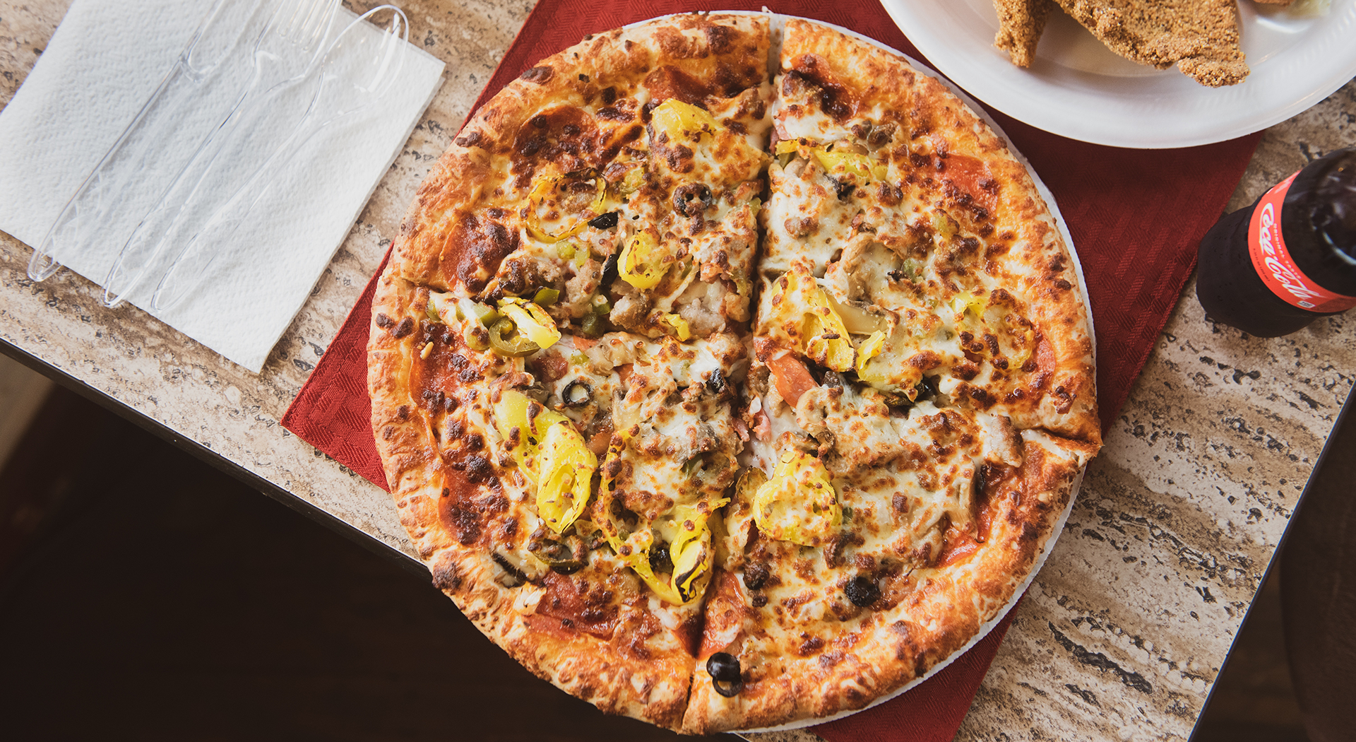 Brontos Pizza and Ribs - Delivery Pizza - Goedemoet Durbanville Cape Town